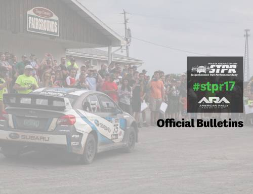 Official Bulletins STPR17 #1 – #4