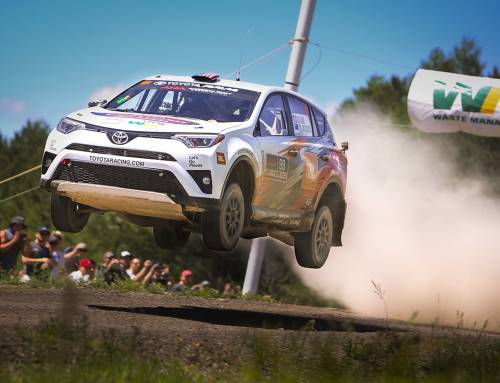 Toyota RAV4 victorious in 2WD class at STPR