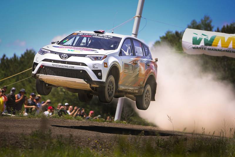 Toyota rav4 victorious in 2wd class at stpr stpr view larger image ryan millen pressed hard to claim victory in the 2wd class at the 2017 waste management publicscrutiny Images