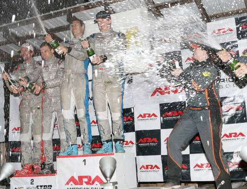 PHOTO GALLERY:  STPR17 Podium