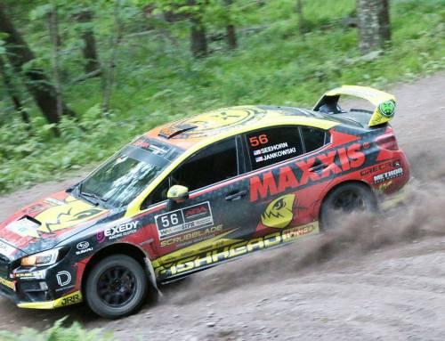 Seehorn Rally Team wins class and makes it to overall podium at 41st STPR