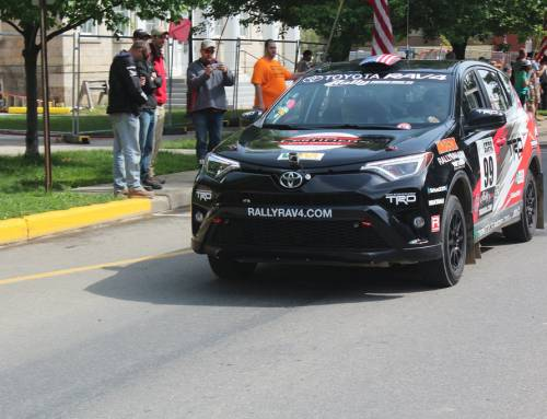 Toyota heads to STPR with championship in sight