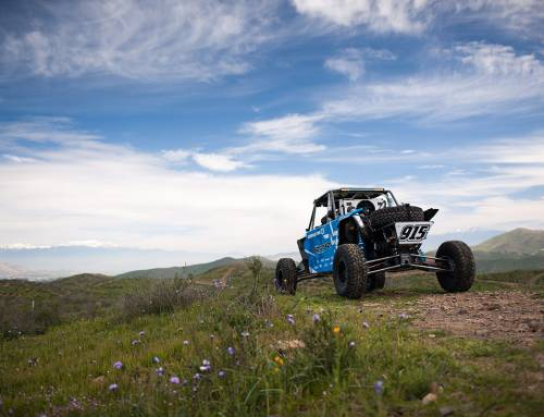 Travis Pastrana gearing up for Vegas to Reno in Polaris RZR Star Car